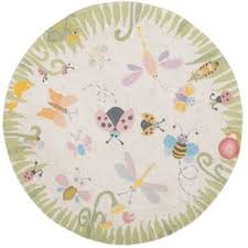 Green Kids Rug Round Kids U0027 Rugs You U0027ll Love Wayfair