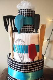 towel wedding cake for bridal shower towel
