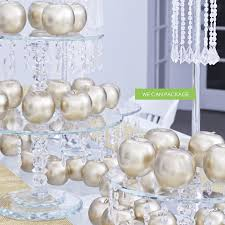 artificial gold apple gold wedding decoration gold home decoration gold apple decor