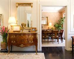 antique foyer table houzz