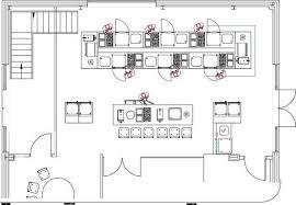 restaurant kitchen floor plans free amazing bedroom living room