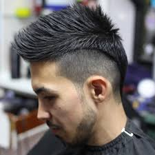 men u0027s hairstyles short spiky hairstyle for man 2015 the cool