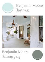 Powder Blue Paint Color by Southern Home Paint Color Palette Porch Ceiling Porch Flooring