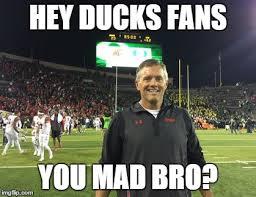 Oregon Ducks Meme - oregon utah football memes 6 lds s m i l e