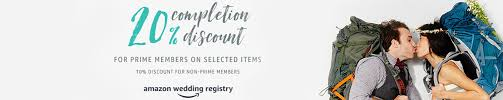 bridal register wedding registry discount completion coupon wedding