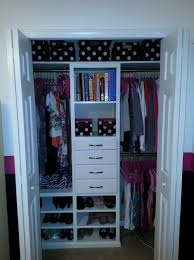 diy reach in closet organization ideas home design ideas