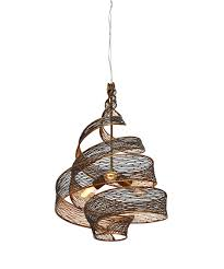 Inverted Pendant Lights by Varaluz 240p03 Flow 18 Inch Wide 3 Light Large Pendant Capitol