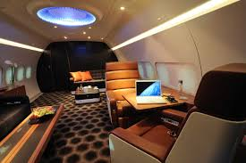 bbj private aircraft interior marc newson ltd