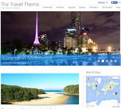Travel Theme Wordpress Travel Theme Best Free Wordpress Travel Blog Template 2014 12 15 19 39 46 Png