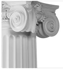 Decorative Concrete Pillars Architectural Columns Decorative Columns Aluminum Wood