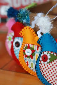 ree pattern and tutorial to make a playful partridge ornament the