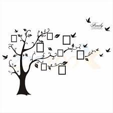 photo tree frame family forever memory tree wall decal wall zy94ab zy94ab04 zy94ab03 zy94ab02