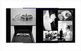 White Wedding Album Wedding Album Designs By Morris Images