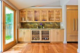 Kitchen Wooden Cabinets Modern Style Wood Floors In Kitchen With Wood Cabinets