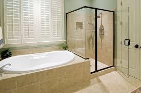 semi frameless shower replacement windows denver co sliding