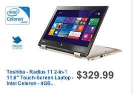 black friday at best buy top 10 laptop deals