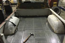 Old Ford Truck Beds - frankenford 1960 ford f 100 with a caterpillar diesel engine swap