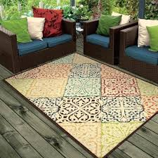 Large Patio Rugs by Kitchen Awesome Outdoor Rugs Have Style Covered Patio Area Prepare