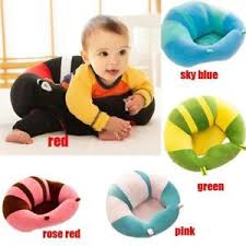 Baby Learn To Sit Chair Cotton Baby Support Sofa Learn Sit Chair Cushion Plush Pillow Toys