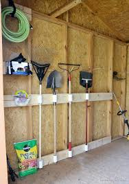 Garden Tool Shed Ideas Tool Shed Makeover 3m Diy Beneath My