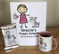 Et Coffee gracie s get up and go coffee gracie s doggie delights