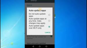 android disable auto update how to disable auto update app on android how to turn