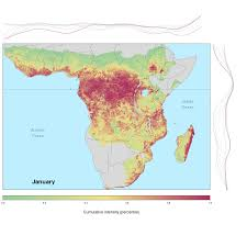 Africa On The Map by Ebola Research Safe Disposal Of Liquid Waste U0027spillover U0027 Models