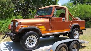 scrambler jeep 1983 jeep scrambler 4x4 original paint asking 7900 sold