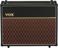 Germino 2x12 Cabinet Vox V212c 50 Watt 2x12