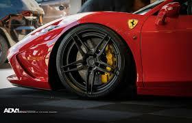 Ferrari 458 Matte Black - track hungry ferrari 458 speciale puts on matte black custom wheels