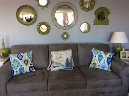 what color wall paint would look good with a gray couch hometalk