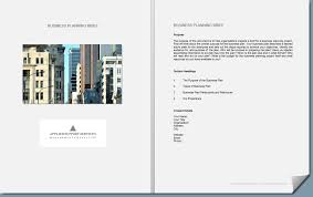 Free Business Plan Template Nz by Business Plans Applied Support Services