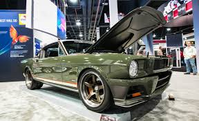 ring brothers mustang for sale ringbrothers 1965 ford mustang are fraternal yet equally