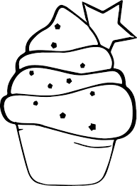 cake coloring pages for birthday coloringstar