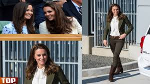 Middleton Home Supportive Kate Middleton Visits Pippa Middleton At Home As