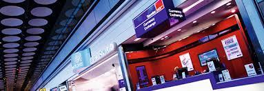 bureau de changes travel at manchester airport travelex