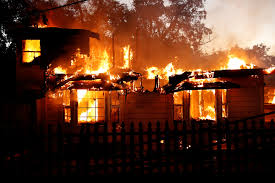 Definition For Wildfire by Wildfire Burns More Than 175 Homes Businesses In California Town
