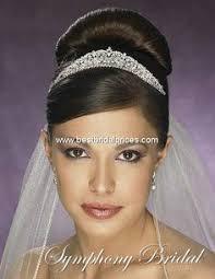bridal tiaras gorgeous headpiece for the symphony bridal tiara crown