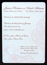 Indian Wedding Invitation Quotes Traditional Indian Wedding Invitation Wordings My Website