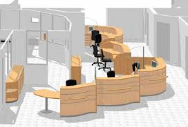 plan des bureaux plans 3d mobilier de bureau