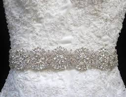 bridal sash bridal belt sash bridal belt beaded wedding belt satin
