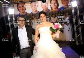 republicain lorrain mariage metz photos les mariées du metz handball