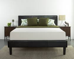 amazon com zinus memory foam 10 inch green tea mattress queen