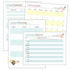 free home school 65 best free homeschool planners images on planner