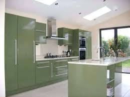 Kitchen Cabinet Door Paint Gloss Kitchen Cabinets Cost High Shiny White Cabinet Doors