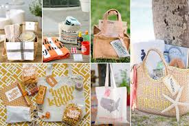welcome baskets for wedding guests 58 new ideas for destination wedding welcome bags wedding idea