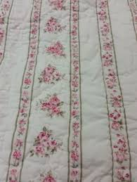 simply shabby chic pink super soft blanket twin satin binding