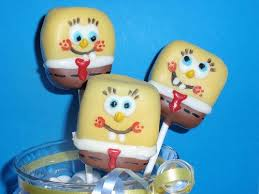 sponge bob cake pops 28 images spongebob cake pops by