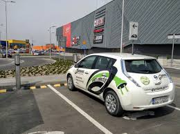 nissan leaf replacement battery ev charging in wroclaw poland seriously and why i love the