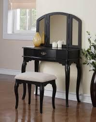 Mirrored Vanity Set Bedroom Black Vanity Table Black Vanity Sets White Vanity Sets